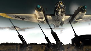getlinkyoutube.com-IL-2 Sturmovik Battle of Stalingrad cinematic : Bomber Flights