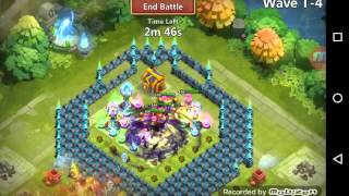 getlinkyoutube.com-Castle Clash HBM T (No molta)