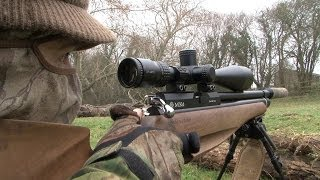 getlinkyoutube.com-The Airgun Show -- rabbit hunting and the iconic Weihrauch HW77