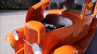 getlinkyoutube.com-1934 Ford Pick Up
