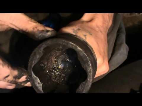 Разборка и сборка (гранаты) шрус