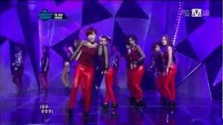 getlinkyoutube.com-120112 T-ara - Lovey Dovey (M Countdown)
