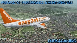 getlinkyoutube.com-Prepar3D v3 - Performance & Monitoring VAS in P3Dv3