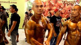 getlinkyoutube.com-Mr Iron Hardcore Sarawak 2014: Bodybuilding Backstage