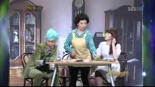 getlinkyoutube.com-개그투나잇 [연예패밀리](22회)