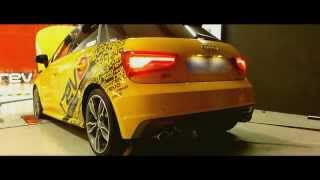 getlinkyoutube.com-Audi S1 REVO PERFORMANCE SPAIN