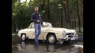 getlinkyoutube.com-рассказ Mercedes 190SL