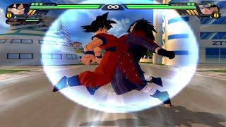 getlinkyoutube.com-Goku and Madara Fusion | Madago vs Naruto | DBZ Budokai Tenkaichi 3 (MOD)