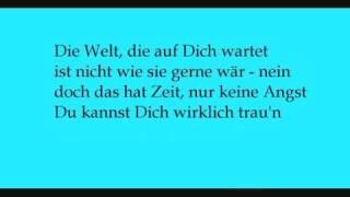 getlinkyoutube.com-Pur  - Wenn du da bist (Lyrics)
