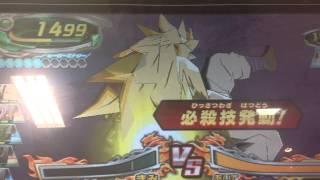 getlinkyoutube.com-1ダメージ ドラゴンボールヒーローズ ダメージ800分の1!?