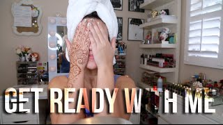 getlinkyoutube.com-Get Ready With Me: Everyyyyyday Look