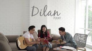 OST Dilan 1990 - Dulu Kita Masih SMA (eclat acoustic cover ft Brigitta Tifanny) width=