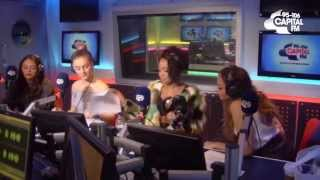Little Mix cover 'Pretty Girls', 'Cheerleader' and 'Anaconda'