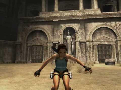 Tomb Raider: Anniversary - Acrobatics Gameplay (Ultra Slow Motion)