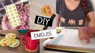 getlinkyoutube.com-DIY: 5 manualidades con Emojis