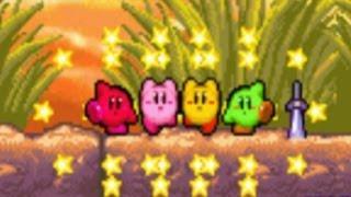 Kirby & The Amazing Mirror - Radish Ruins [07]
