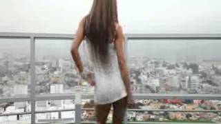 getlinkyoutube.com-Hermosa mujer SE EXCITA BAILANDO DANZA ARABE