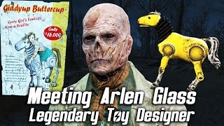 getlinkyoutube.com-Fallout 4 - Meeting Arlen Glass, Legendary Pre-War Toy Designer