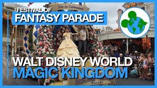 getlinkyoutube.com-Festival of Fantasy Parade | Disney World Magic Kingdom | August 2016 HD