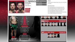 UFC Fight Night 113: Nelson vs. Ponzinibbio Full Card Fight Predictions/Picks/Analysis