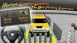 getlinkyoutube.com-Car Parking 3D Game - (iOS / Android) GamePlay Trailer