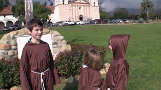 getlinkyoutube.com-4th Grade Mission Report Santa Barbara