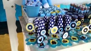 getlinkyoutube.com-Festa aniversário Baby Mickey