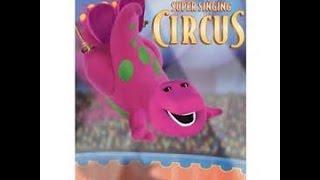 getlinkyoutube.com-Barney Musical Singing Circus Dvd Menu