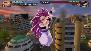 getlinkyoutube.com-Dark Gotenks SSJ3 Fusion Mod in DBZ Tenkaichi 3 (Tribute to Dragon Ball Xenoverse)