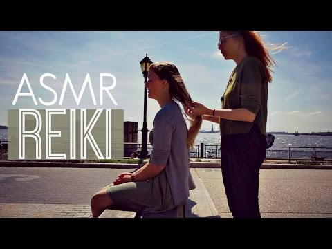 🗽  ASMR COLLAB ~ Reiki Session In NYC 💚