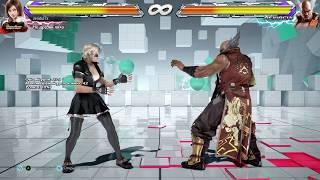 Tekken 7 - One Button Asuka's Ultimate Tackle