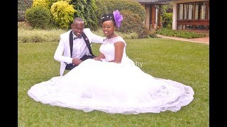 Ageline + David-Powerful Vows ever!! Fountain Gate Church Nairobi