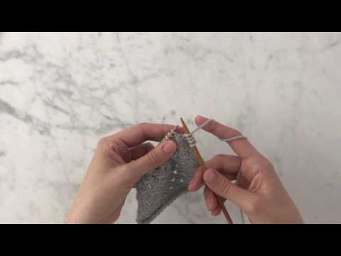 Dutch Knitting Stitch
