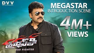getlinkyoutube.com-Chiranjeevi Introduction | Bruce Lee The Fighter Telugu Movie | Climax Scene | Ram Charan | Rakul