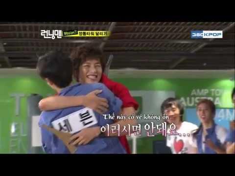 [Vietsub] Running Man Ep 6 Full - Se7en SonDambi KimShinyoung