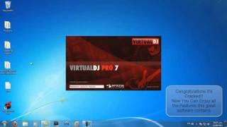 How To Download & Install Virtual DJ PRO 8 + Crack (2015)