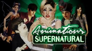 getlinkyoutube.com-The Sims 3 - Hack Animation: Unlock Anims Supernatural [Thanks for 1000 subscribers!]