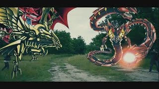 getlinkyoutube.com-Yugioh Real Life Duel Movie Special Episode 2016: Gods vs Dragons