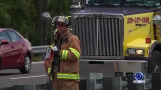Aumentan los accidentes en el Suroeste de Florida