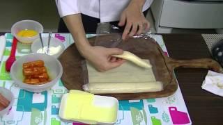 Enroladinho de salsicha receita Fernanda Quatrocchi Fegourmet