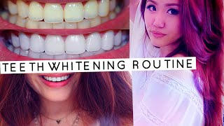 getlinkyoutube.com-How to Whiten Teeth At Home | Lilisimply
