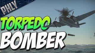 getlinkyoutube.com-TORPEDO BOMBER VS SHIPS (War Thunder Naval Forces Gameplay)