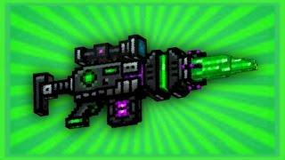 getlinkyoutube.com-Pixel Gun 3D - Anti-Hero Rifle UP2 [Review]