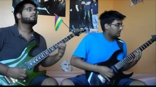 getlinkyoutube.com-The Rising Fighting Spirit & Blue Bird Guitar Cover