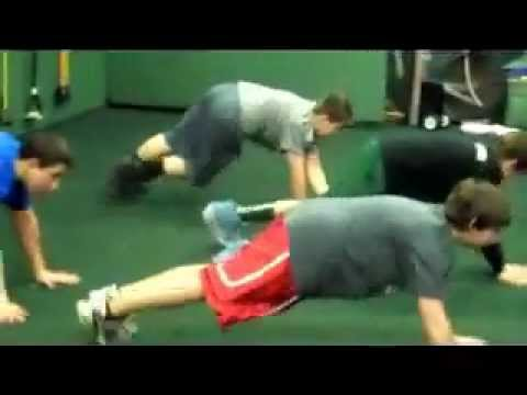 Youth Baseball Strength and Conditioning