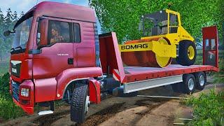 getlinkyoutube.com-Veículos de Obras - Farming Simulator 15