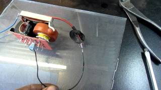 12V Electronic Down-light Flyback Driver