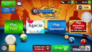 getlinkyoutube.com-8 Ball Pool Free Money Glitch | 2016 (100% Works)