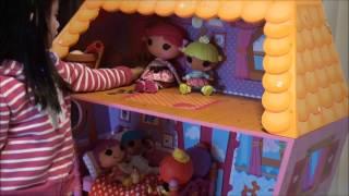 getlinkyoutube.com-My Lalaloopsy Doll House Tour