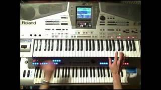 getlinkyoutube.com-Fernando.mp4 Tyros4 et Roland E-80